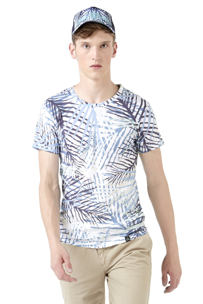 BACOAST M T-Shirt - ELEVEN PARIS MEN - 1