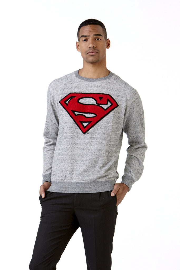 LISUPER Sweatshirt - ELEVEN PARIS MEN - 1