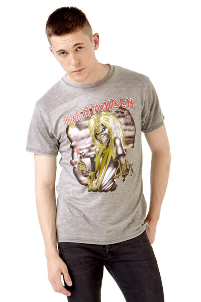 IRON2 M T-Shirt - ELEVEN PARIS MEN - 1