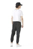 RUTTER WASH Sarrouel Sweatpants - ELEVEN PARIS MEN - 2