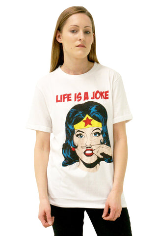 CEMOUWON Wonder Woman T-Shirt