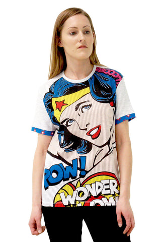 CEMAWON Wonder Woman T-Shirt
