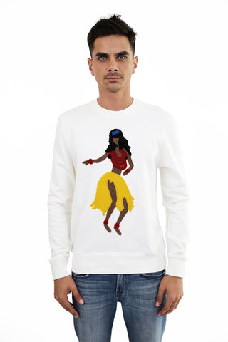JAWAI Graphic Sweatshirt