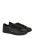 11PRS Monochrome Black Shoes - ELEVEN PARIS MEN - 1