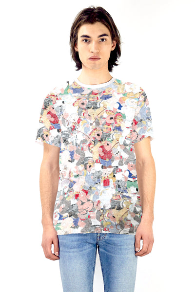 FAMICOLA M T-Shirt - ELEVEN PARIS MEN - 1