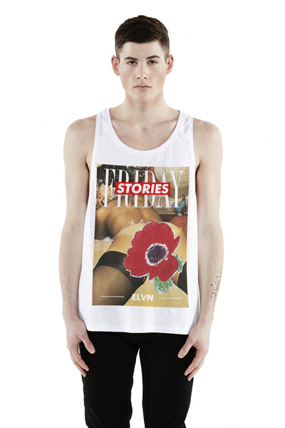 FRIDA Tank Top - ELEVEN PARIS MEN - 1