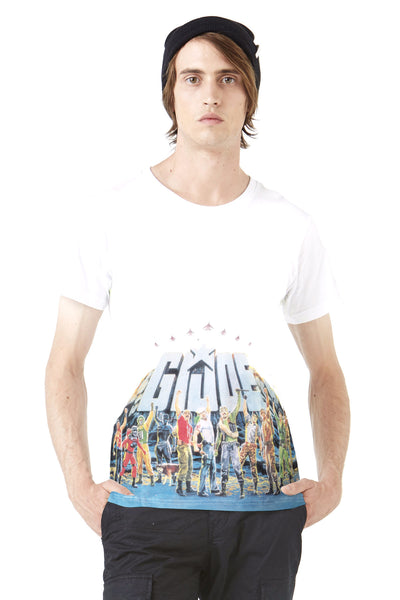 GIBON M T-Shirt - ELEVEN PARIS MEN - 1