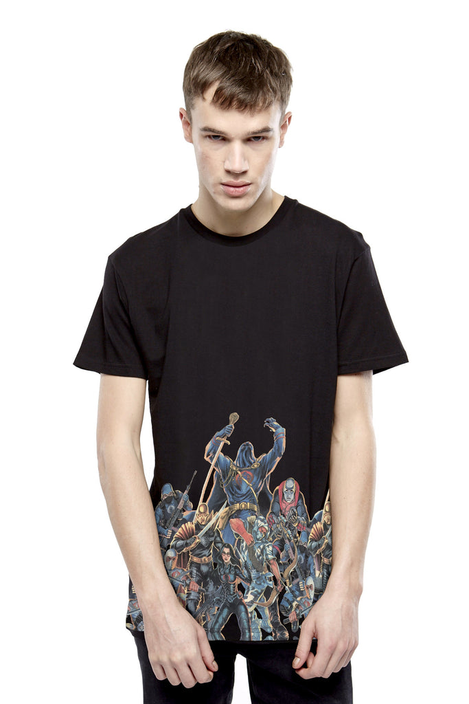 GIBRA M T-Shirt - ELEVEN PARIS MEN - 1