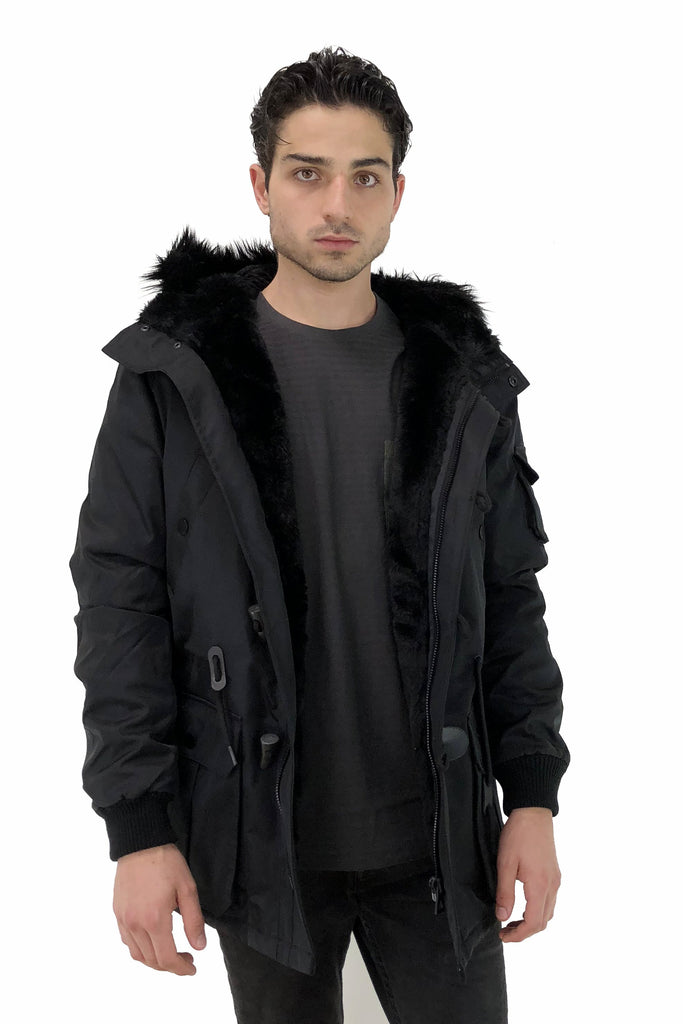 MAURIZ Winter Jacket