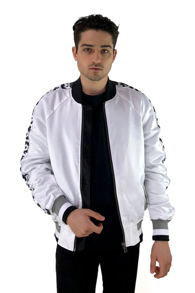 RESIST Graphic Bomber Jacket