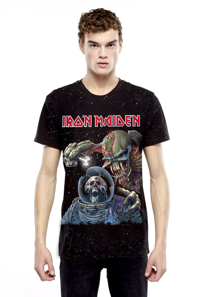IRON6 M T-Shirt - ELEVEN PARIS MEN - 1