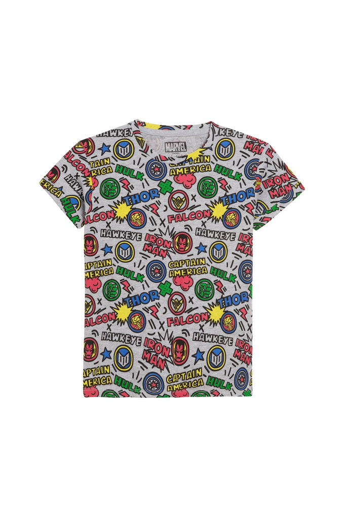 POP Marvel T-Shirt - ELEVEN PARIS KIDS - 1