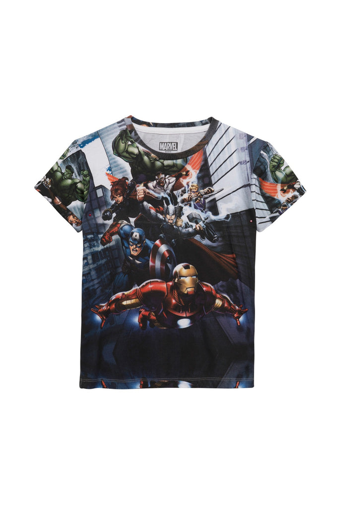 MARVEL T-Shirt - ELEVEN PARIS KIDS - 1