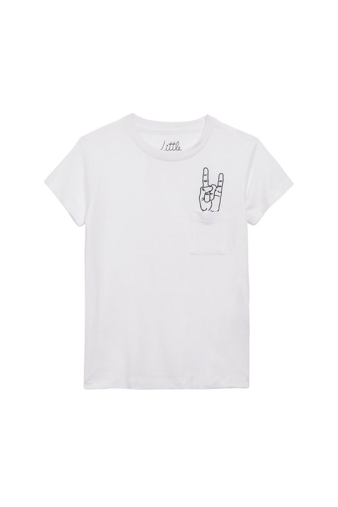 POCKET T-Shirt - ELEVEN PARIS KIDS - 1