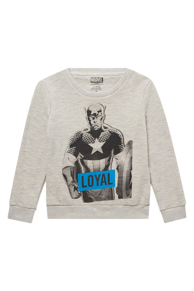 LOYAL Sweatshirt - ELEVEN PARIS KIDS - 1