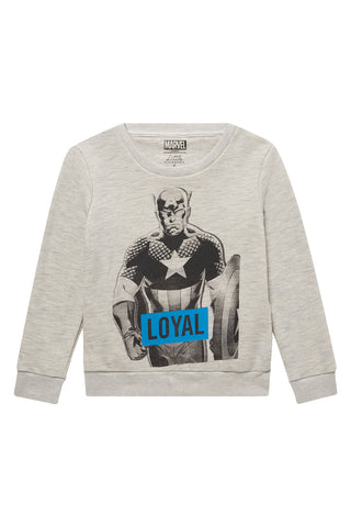 LOYAL Marvel Graphic Sweatshirt