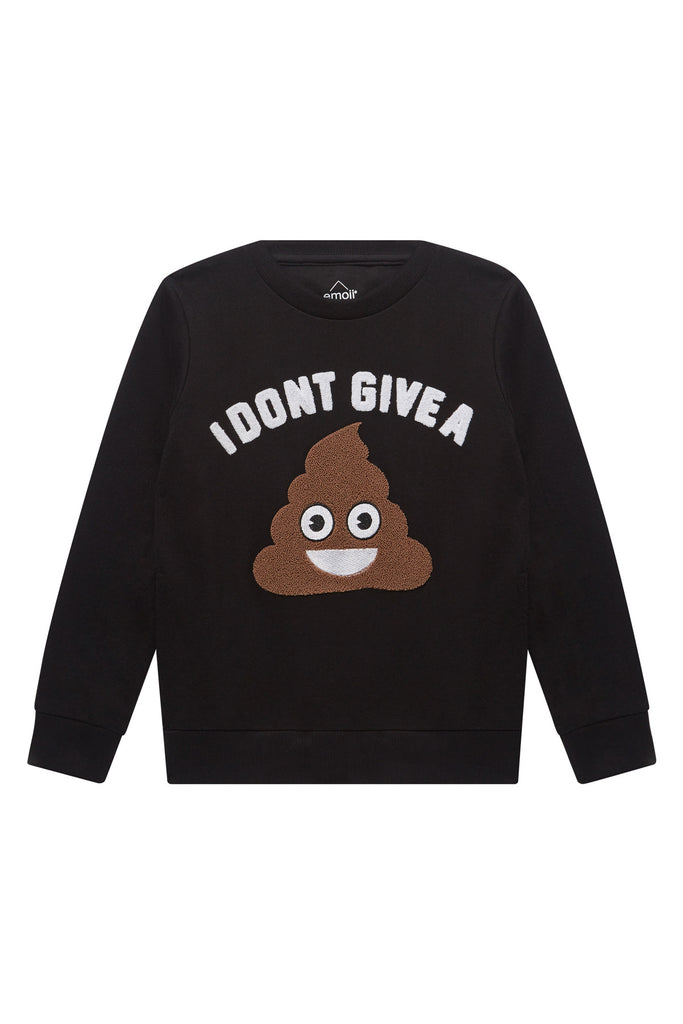 POO Sweatshirt - ELEVEN PARIS KIDS - 1