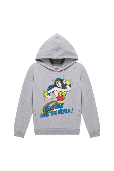 WORLD Hoodie - ELEVEN PARIS KIDS - 1