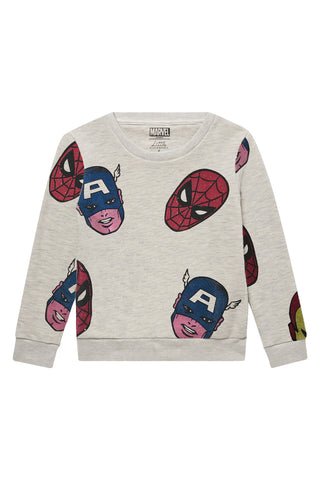 HEAD Marvel Graphic Sweatshirt