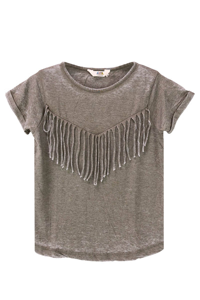 SEEN Fringe T-Shirt