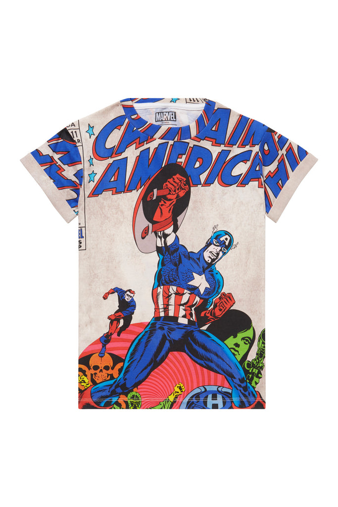 CAPTAIN T-Shirt - ELEVEN PARIS KIDS - 1