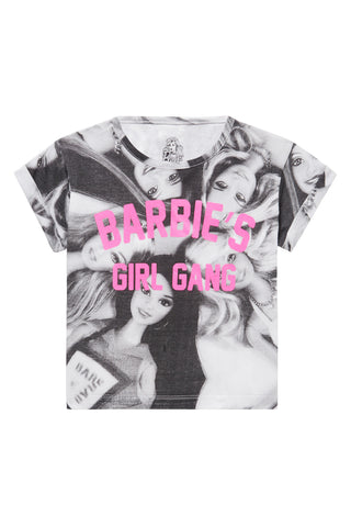 BARGANG Crop T-Shirt