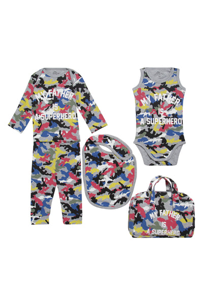 FATHER Baby Pack - ELEVEN PARIS KIDS
