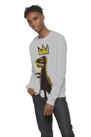 BASQUIAT 17 Long-Sleeve T-Shirt