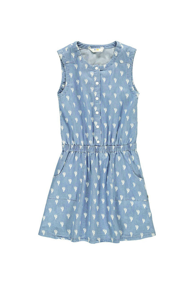CARACAS Dress - ELEVEN PARIS KIDS - 1