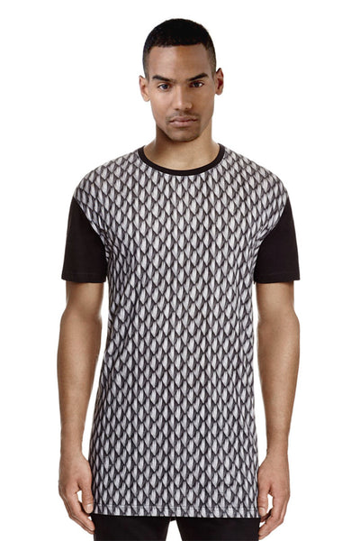ECATWINTEE T-Shirt - ELEVEN PARIS MEN - 1