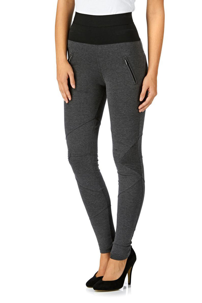 TAMYR Leggings - ELEVEN PARIS WOMEN - 1