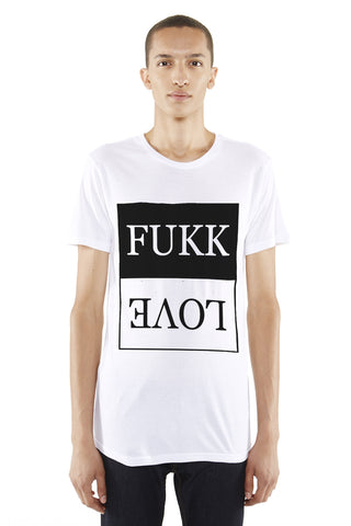FUKK LOVE Graphic T-Shirt