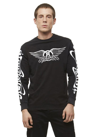 Aerosmith AEROPUMP Long Sleeve T-Shirt