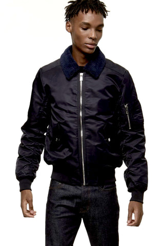 ELUXY Bomber Jacket