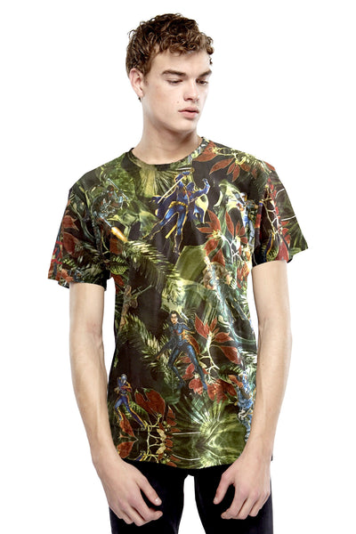 GIFLO M T-Shirt - ELEVEN PARIS MEN