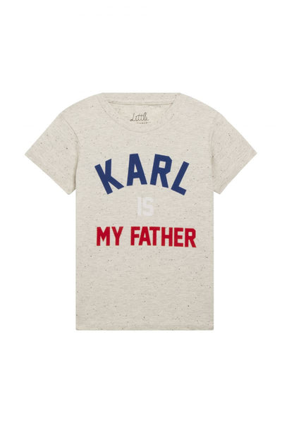 KARL SS T-Shirt - ELEVEN PARIS KIDS - 1