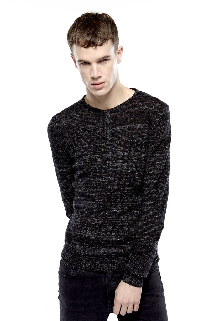 KLAAM M Sweater - ELEVEN PARIS MEN - 1