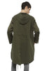 TOUCAN Trench Coat - ELEVEN PARIS MEN - 2