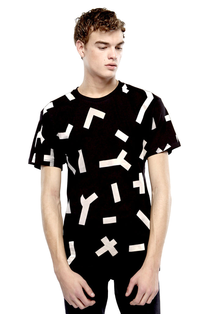 STORMCAMO M T-Shirt - ELEVEN PARIS MEN - 1