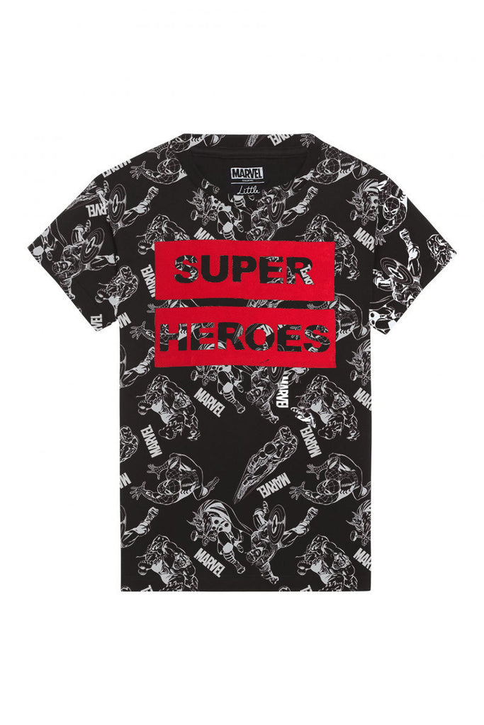 SUPA SS T-Shirt - ELEVEN PARIS KIDS
