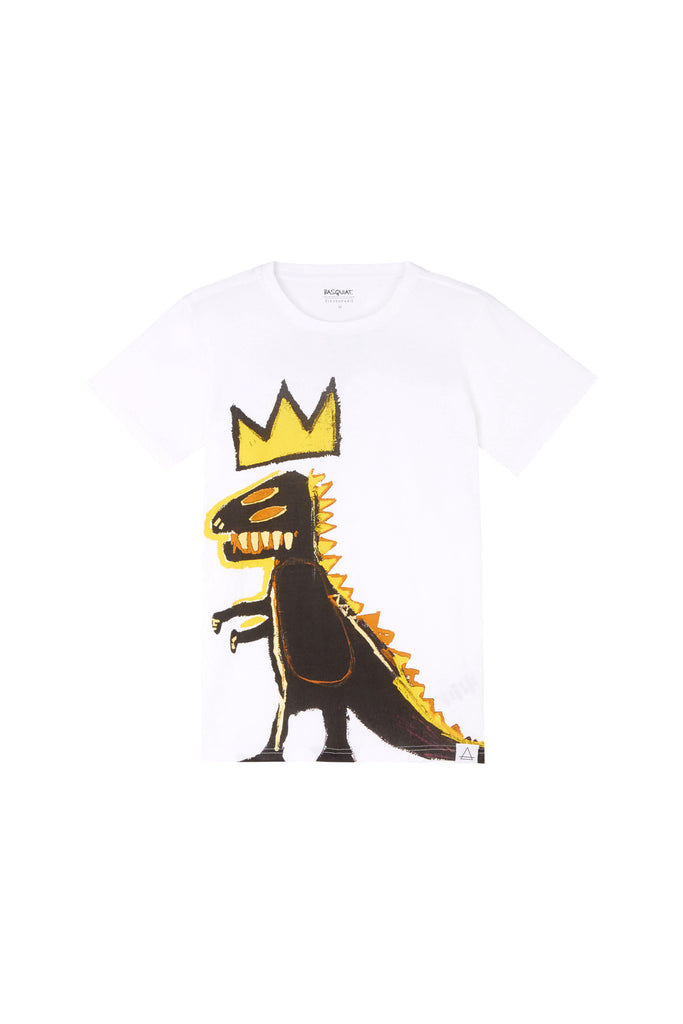 BASQUIAT 14 Unisex T-Shirt - ELEVEN PARIS MEN - 1