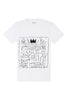BASQUIAT 38 T-Shirt - ELEVEN PARIS MEN - 1