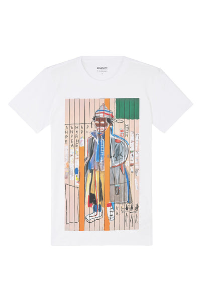 BASQUIAT 90 T-Shirt - ELEVEN PARIS MEN - 1