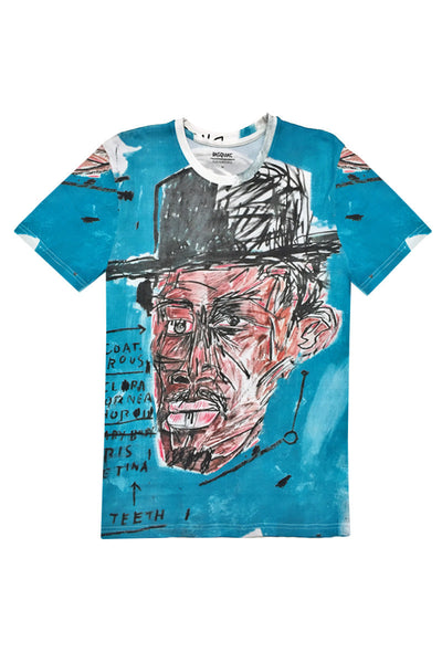 BASQUIAT 40 T-Shirt - ELEVEN PARIS MEN
