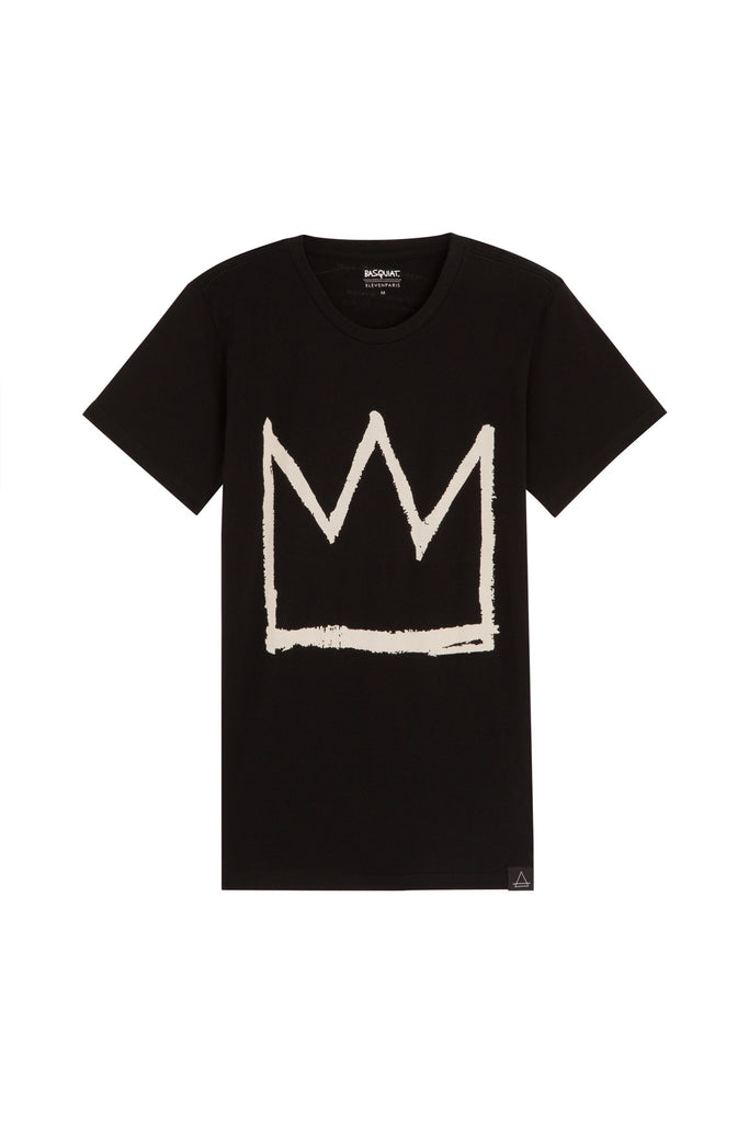 BASQUIAT 2 Unisex T-Shirt - ELEVEN PARIS MEN - 1