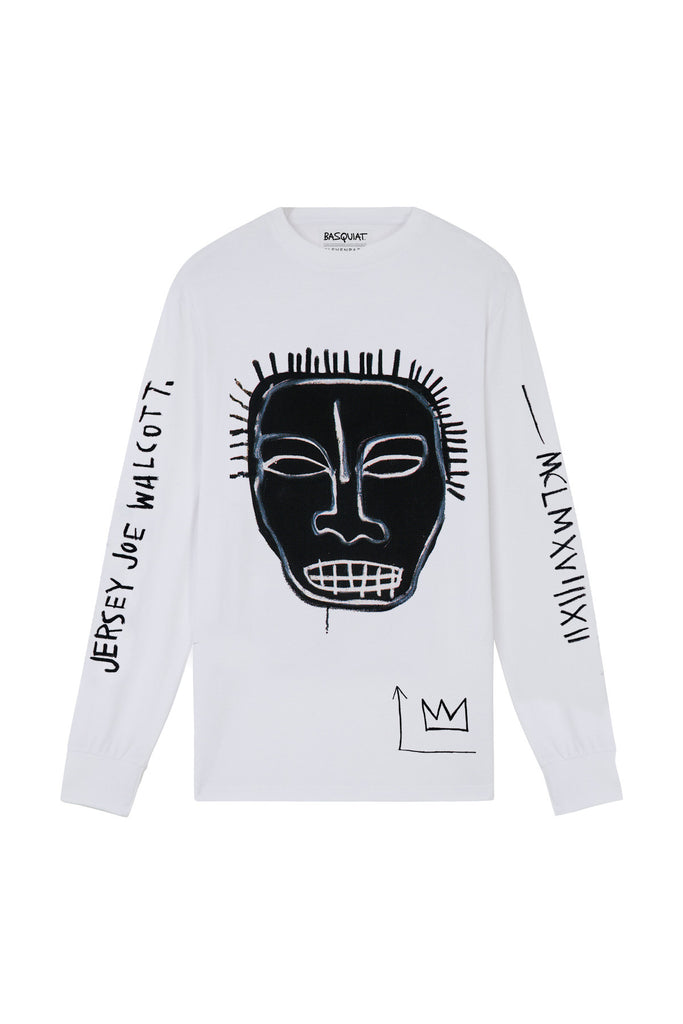 BASQUIAT 36 Long Sleeves T-Shirt - ELEVEN PARIS MEN - 1