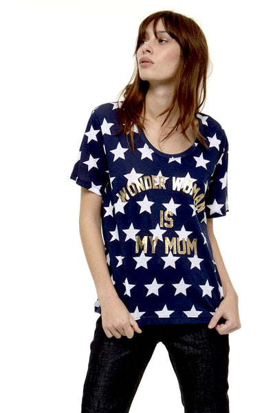 WONDGIRL T-Shirt - ELEVEN PARIS WOMEN - 1