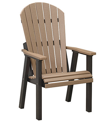 Comfo-Back Deck Chair