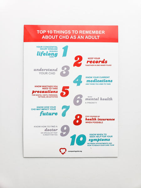 10 Things to Remember ACHD Magnet