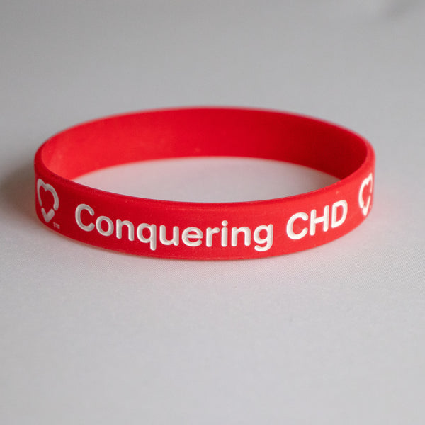 CHD Awareness Bracelet